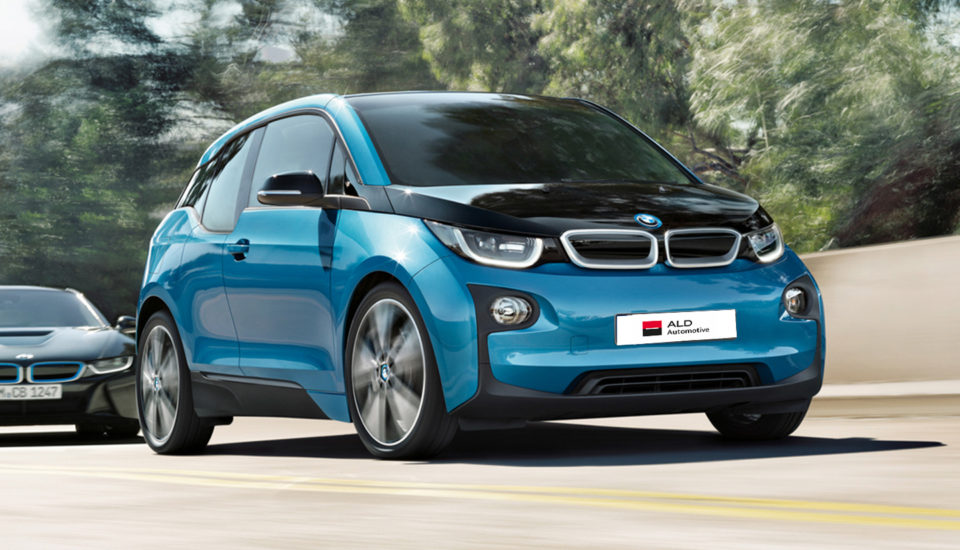 BMW I3 120 Ah Advantage