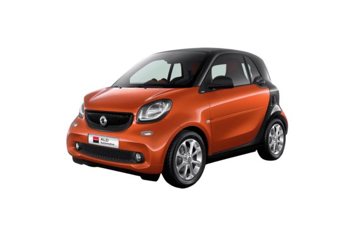 Smart Fortwo Coupè passion twinamic