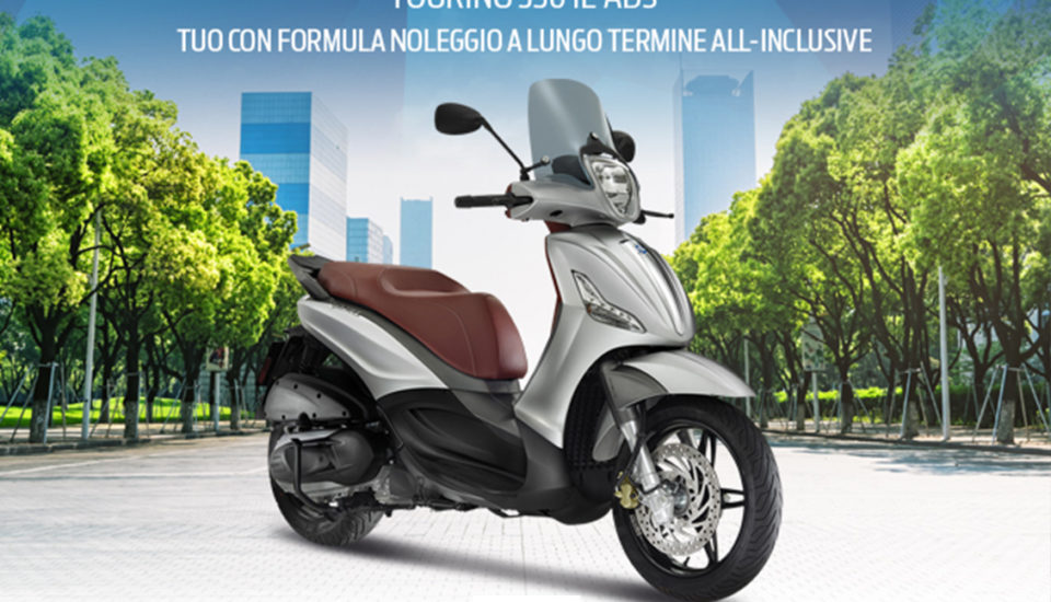 Piaggio Beverly Sport Tourning 350